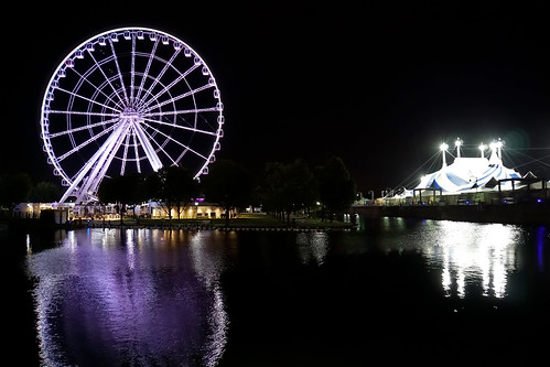 DSC00490 - Big Wheel & Cirque du Soleil