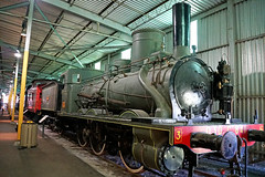 DSC00592 - Steam locomotive SNCF 030C841