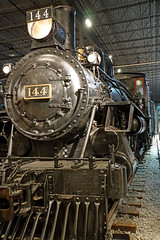 DSC00539 - Steam locomotive CP 144