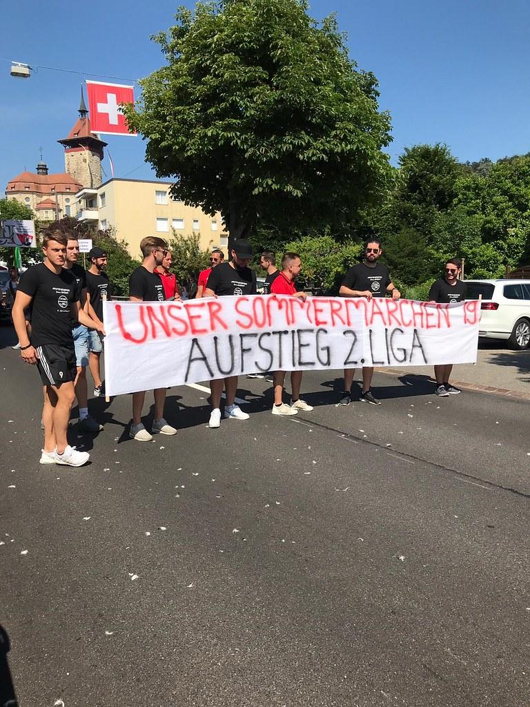 Jugendfest 2019 Niedergösgen