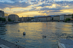 Geneva Sunset