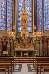 Nebenaltar in der Kathedrale von Amiens