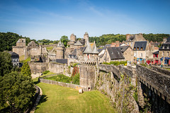 Burg in Fougères - Photo of Beaucé