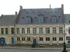 Cassel  La Conciergerie (Tland huis). la Châtellenie du XVIe siècle (2)