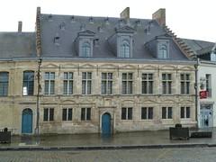 Cassel  La Conciergerie (Tland huis). la Châtellenie du XVIe siècle (1)