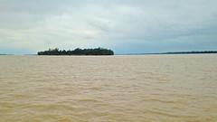 Photo 03. En naviguant dans l'estuaire de la Gironde. L'Île Paté - Photo of Villeneuve
