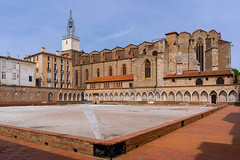 Perpignan cathedral - Photo of Baho