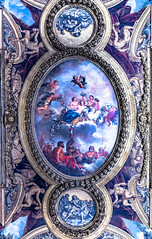 Artwork in the interior of Versailles, France-31 - Photo of Châteaufort