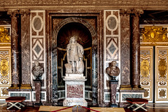 Artwork in the interior of Versailles, France--30a - Photo of Châteaufort