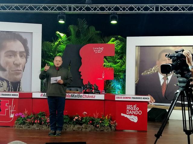 Número 2 do chavismo, Diosdado Cabello comanda programa mais famoso da TV venezuelana