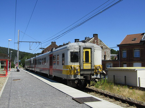 NMBS 650 at Juslenville