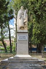 2A AJACCIO - Monument de Fred Scamaroni