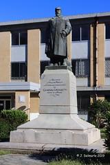 2A AJACCIO - Statue du Général Paul-François Grossetti