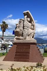 2A AJACCIO - Monument de la résistance