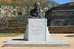 2A AJACCIO - Buste de Pascal Paoli