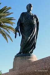 2A AJACCIO - Statue de Louis Bonaparte