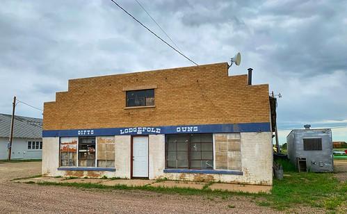 Lodgepole Guns & Gifts, Rock River, Wyoming