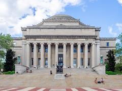 Columbia University - Low Memorial Library