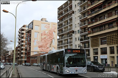 Mercedes-Benz Citaro G C2 NGT - Tisséo Voyageurs / Tisséo n°1772 - Photo of Toulouse