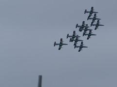 313° Gruppo Addestramento Acrobatico - Photo of Sanguinet
