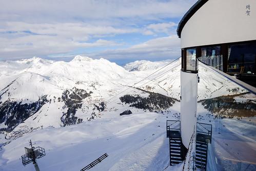 View from Rüfikopf