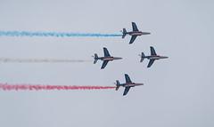 Patrouille de France 2019 - Photo of Sanguinet