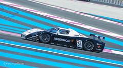 Maserati MC12 GT1 2007 Chassis 009 / ZAMDF44B000015445 - Matteo Bobbi (ITA) / Bert Longin (BEL)