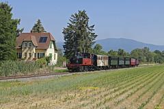 030T -La Meuse- Train 1 Cernay St André-Sentheim à Aspach