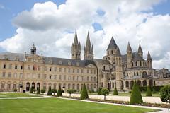 2019 06 06 0329 L'Abbaye-aux-Hommes Caen - Photo of Hubert-Folie