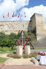 2019 06 06 0236 Memorial 3rd UK Division Caen - Photo of Giberville