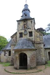 Chapelle Notre-Dame de Grâce, Équemauville - Photo of Barneville-la-Bertran