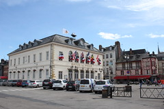 2019 06 11 0576 Hotel de Ville Honfleur - Photo of Cricquebœuf
