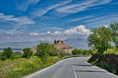 Marquesado del Cenete - Castillo de La Calahorra