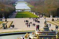 Versailles gardens, Paris - Photo of Magny-les-Hameaux
