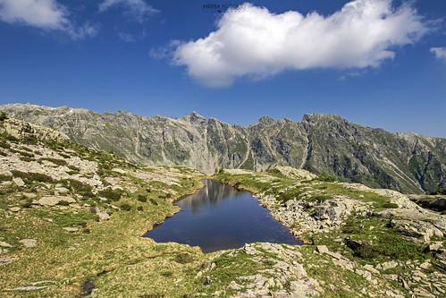 Lago di Variola Inferiore - Alta Val Bognanco (Italy)