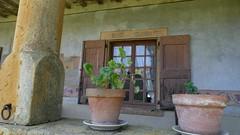 La ferme Reverdy - Patrimoine des Monts du Lyonnais - Les aîtres - Photo of Courzieu