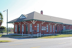 Old Atlantic Coast Line Depot, Dade City
