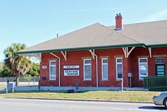 Old Atlantic Coast Line Depot, Dade City