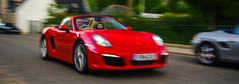 Boxster On The Move