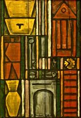 Composition (1932) - Joaquín Torres-Garcia