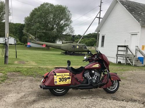 06-28-2019 Ride Tour Of Honor Huey - Ellsworth,WI