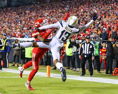 2018 Kansas City Chiefs vs Los Angeles Chargers