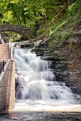 Cascadilla Gorge - Falls and Steps
