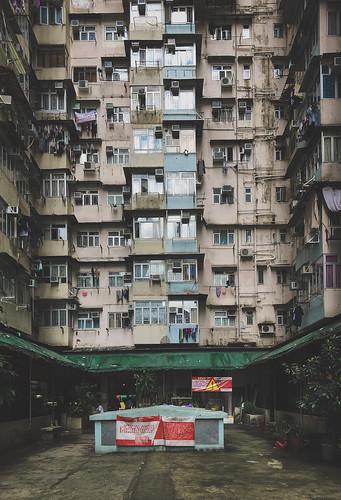 Quarry Bay 鰂魚涌. Hong Kong