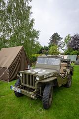 Les véhicules de la Libération - Locon 2019