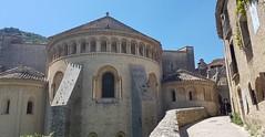 Saint-Guilhem-le-Désert - Abbaye de Gellone