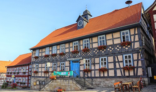 Ummerstadt Rathaus
