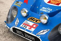 Matra-Simca MS650 - Photo of Gouvieux