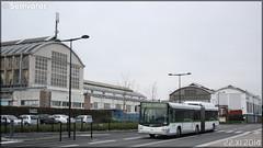 Heuliez Bus GX 427 GNV - Semitan (Société d'Économie MIxte des Transports en commun de l'Agglomération Nantaise) / TAN (Transports en commun de l'Agglomération Nantaise) n°278