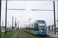 Alstom Dualis - SNCF (Société Nationale des Chemins de fer Français) / Pays de la Loire n°112 - Photo of Nantes